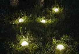Photo of Image result for garden lighting