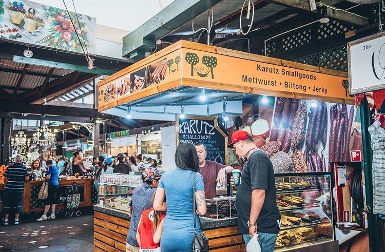 Fremantle Markets Fremantle, Perth australia, Australia