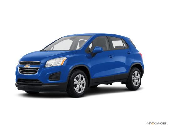 Check Out The Chevrolet Trax Today With A Number Of Handy