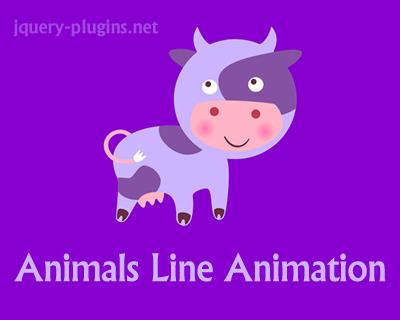 Animals SVG Line Animations #animation #css #tutorial