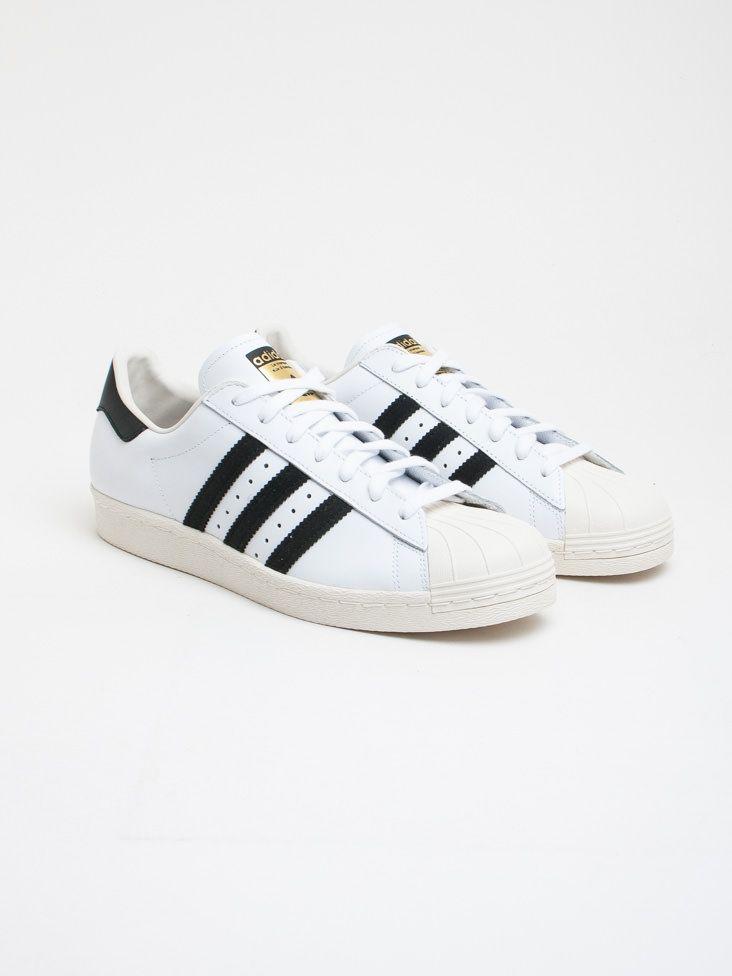 736f587fb0118 Scopri Sneakers basse Superstar 80s Adidas Originals. Approfitta delle  migliori offerte Streetwear e Sneakers e