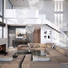 Traumwohnzimmer: moderne wohnzimmer von lk&projekt gmbh   wohnzimmer ...