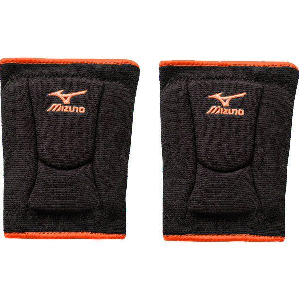 mizuno volleyball knee pads lr6 black