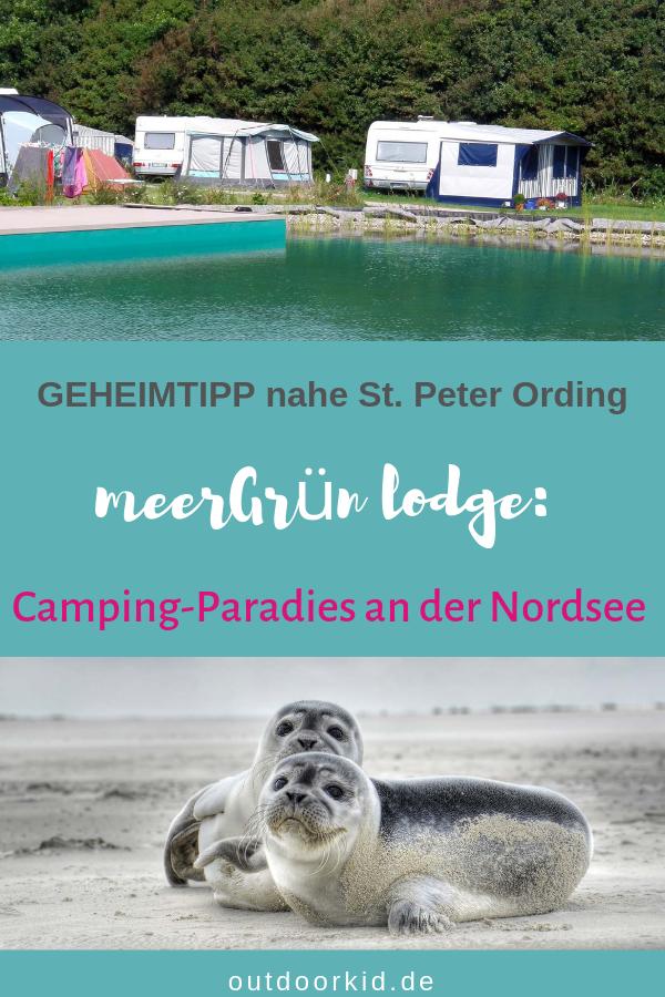 Meergrun Lodge Maritime Natur Und Komfortables Camping Campingurlaub Camping Und Campingplatz
