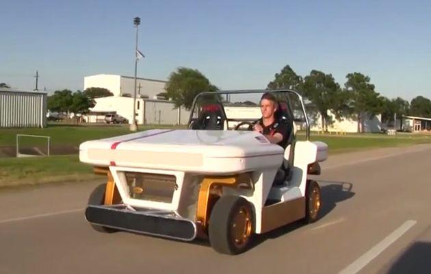 Nasa Demos Incredibly Agile Remote Controlled Ev Vehicles Electric Cars Car