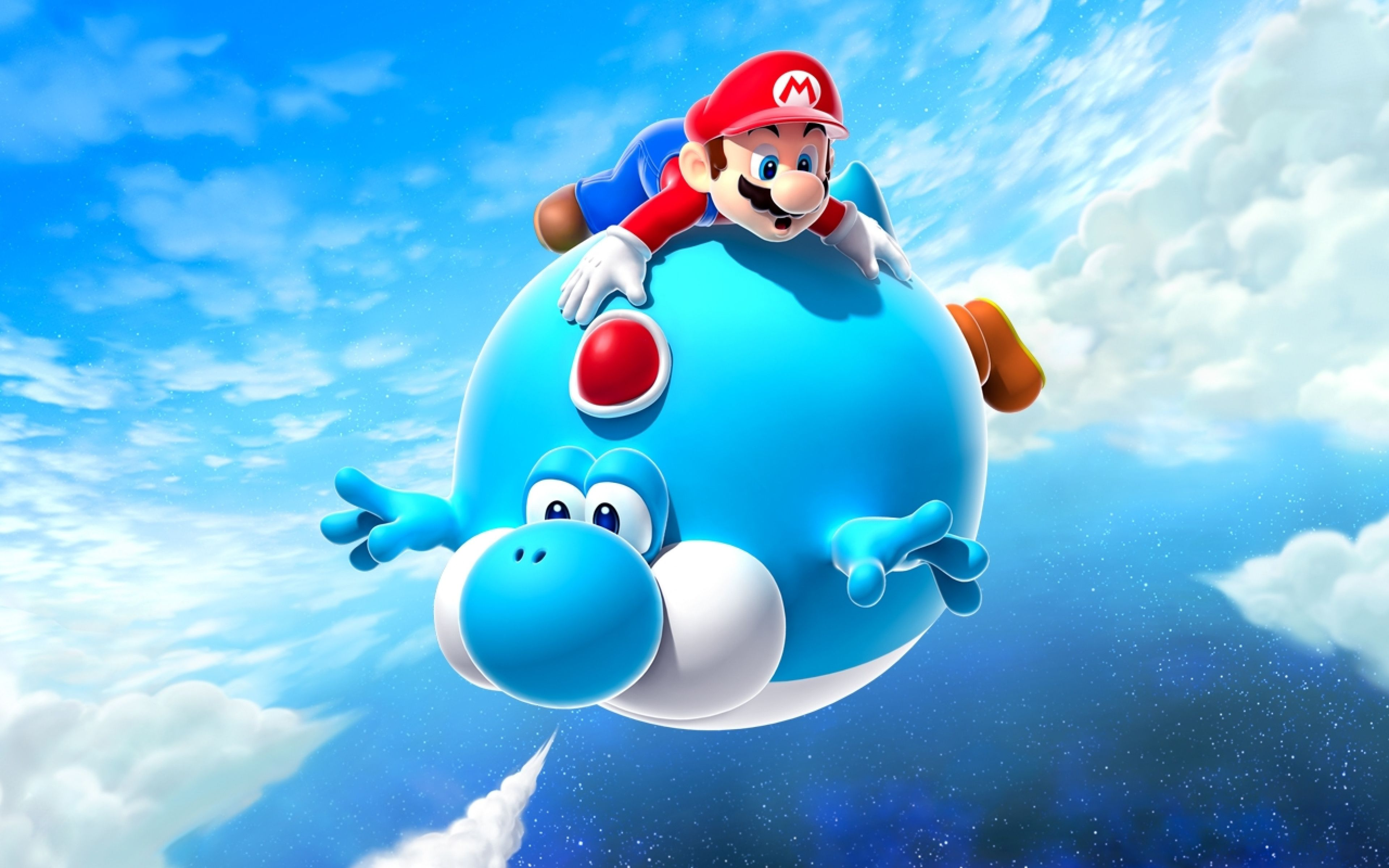 Super Mario Wallpapers High Quality Download Free in 2019