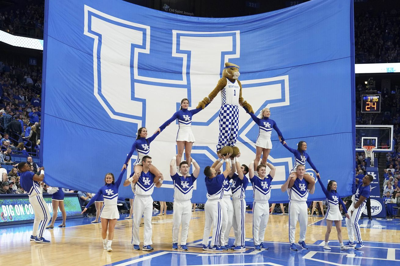 Bracketology 2019 Kentucky is now a No. 1 seed as the