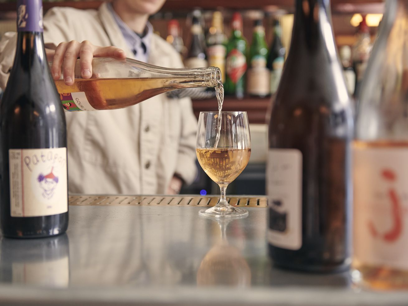 The 25 Essential Places to Drink Wine in NYC | Wine drinks ...