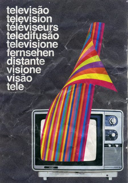 A retro-poster from 70s.