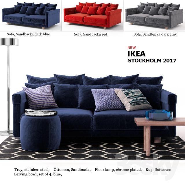 sofa ikea stockholm 2017 ikea