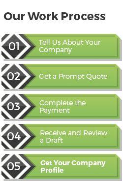 Company Profile Design Service Online Company Profile Design Company Profile Profile Design