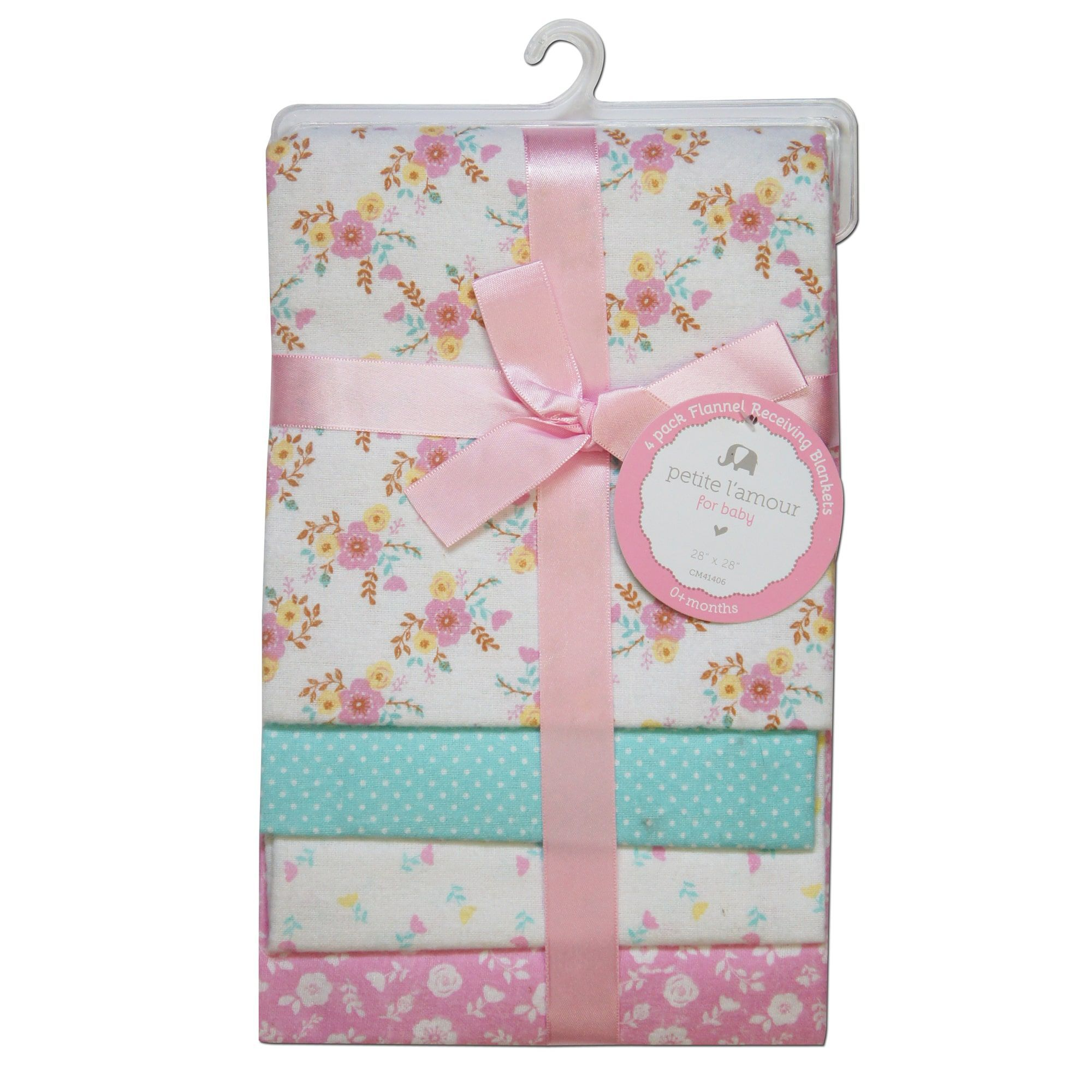Swaddle Blankets Target New Petite L'amour Receiving Blankets Baby Girls  Products  Pinterest Design Ideas