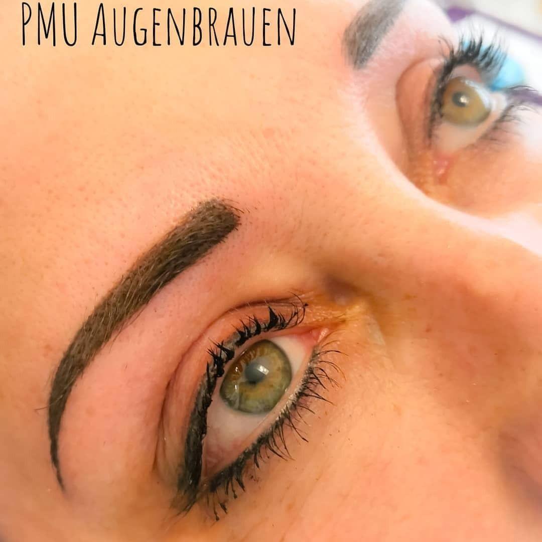 Permanent Make Up Die Eleganz Und Das Gleichgewicht Von Proportion Emotion Und Uberraschung Pmu Augenbraue Makeup Most Beautiful Pictures Most Beautiful