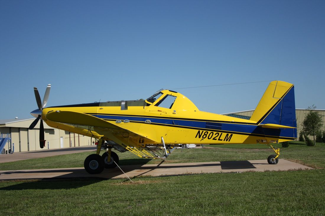 Air Tractor Olney, Texas Airplane for sale, Fighter