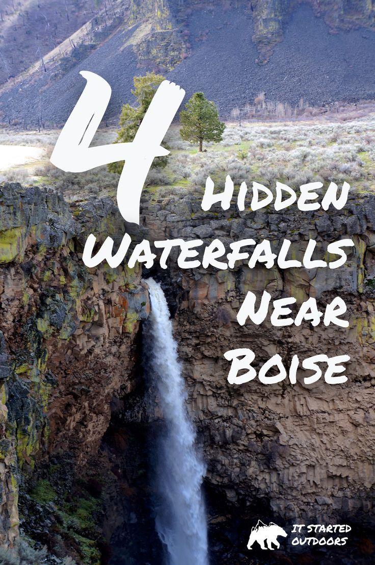 4 Hidden Waterfalls Near Boise Idaho It Started Outdoors Idaho Travel Idaho Vacation Idaho Adventure