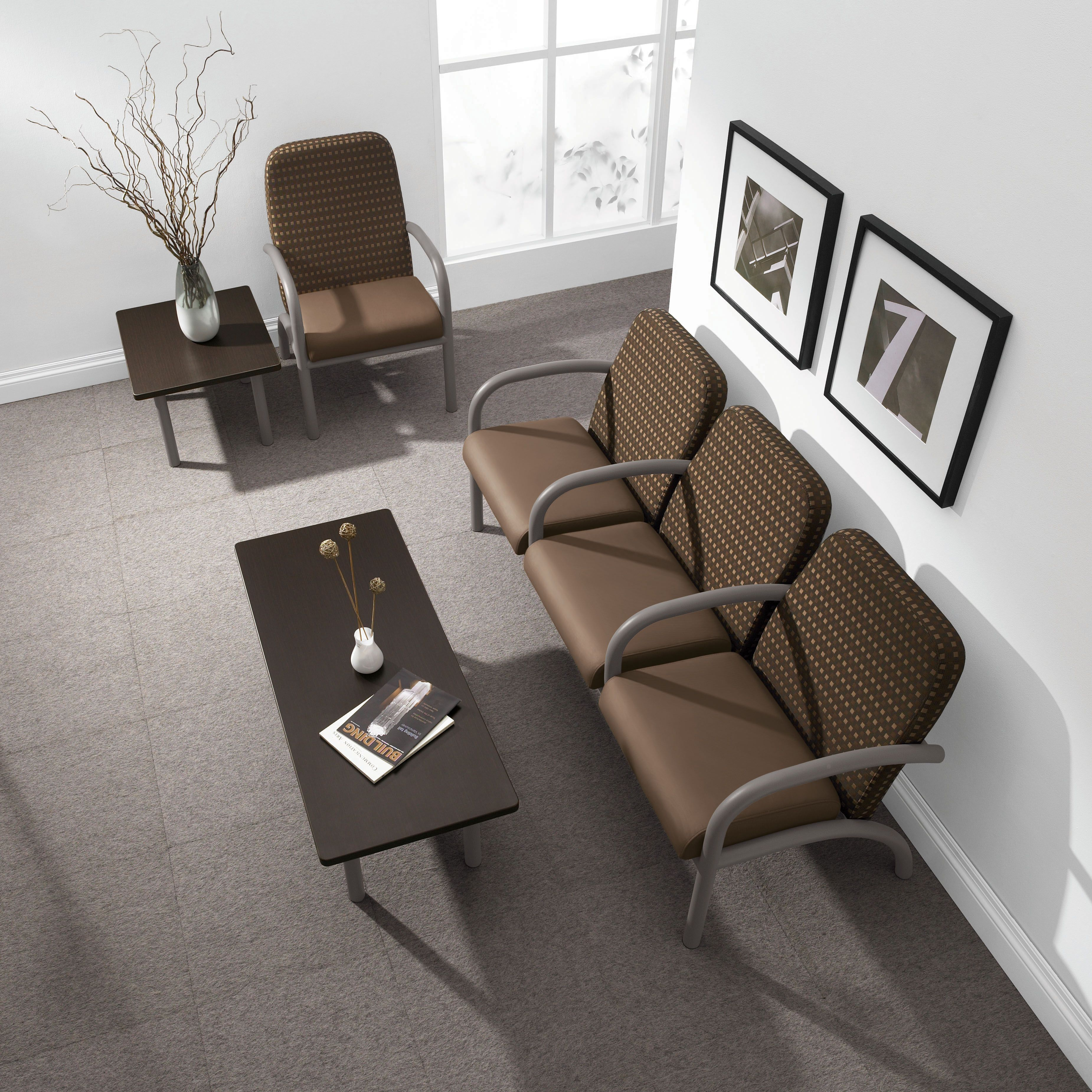 stylish office waiting room furniture. Office Furniture Store - New \u0026 Used Denver | EZ. This #Aubra Waiting Room Seating Is A Stylish C