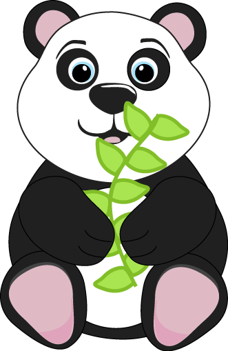 clip art panda girl birthday google search panda