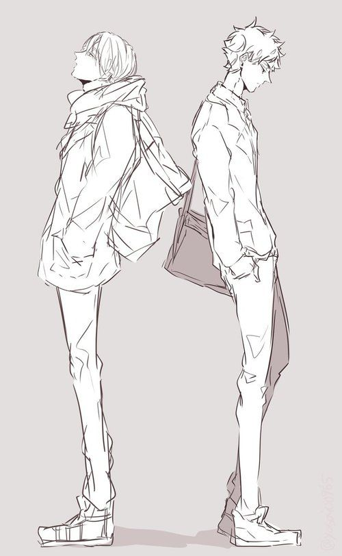Boy Anime And Manga Image Character Design Sketches Drawings Manga Poses