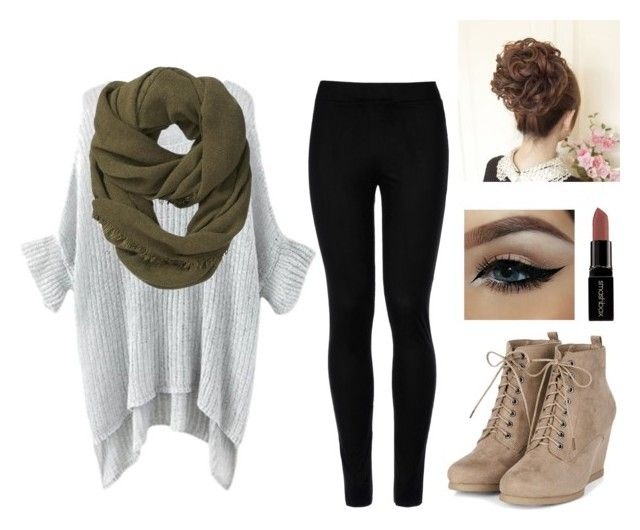 """""""Untitled #3"""" by e-rian5436 on Polyvore featuring Athleta, Wolford and Smashbox"""