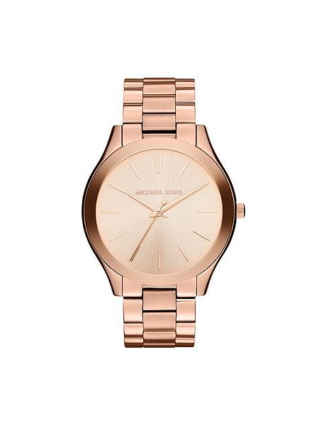 MK3197 Runway Rose Gold Ladies Bracelet Watch