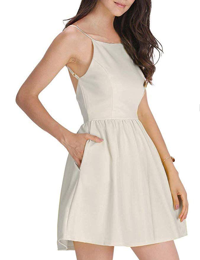 FANCYINN Women Sexy Spaghetti Strap Floral Print Mini Casual Dress  (X-Small bd55452ba