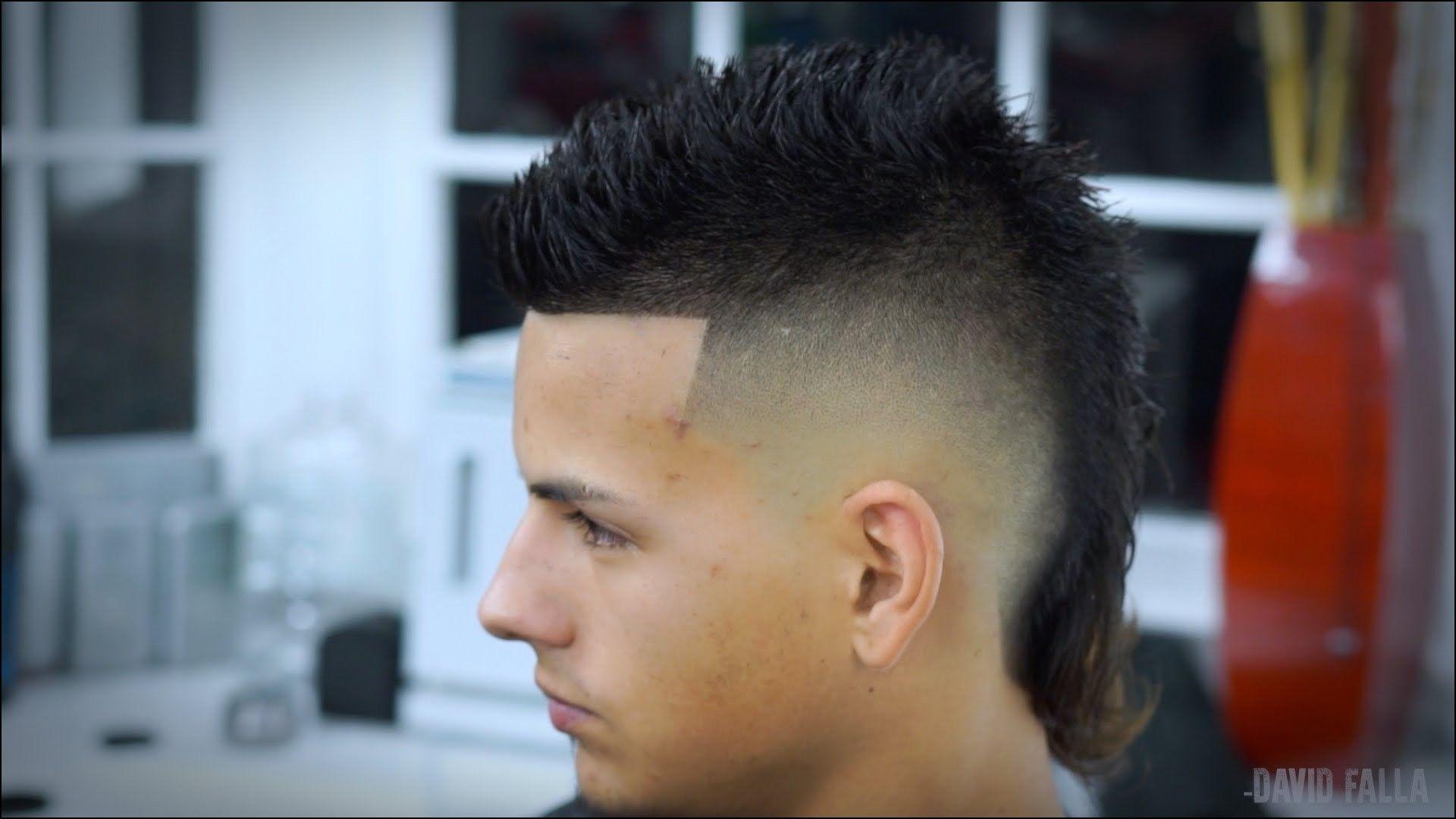Nice Fohawk Haircut Style Pinterest Fohawk Haircut Haircuts