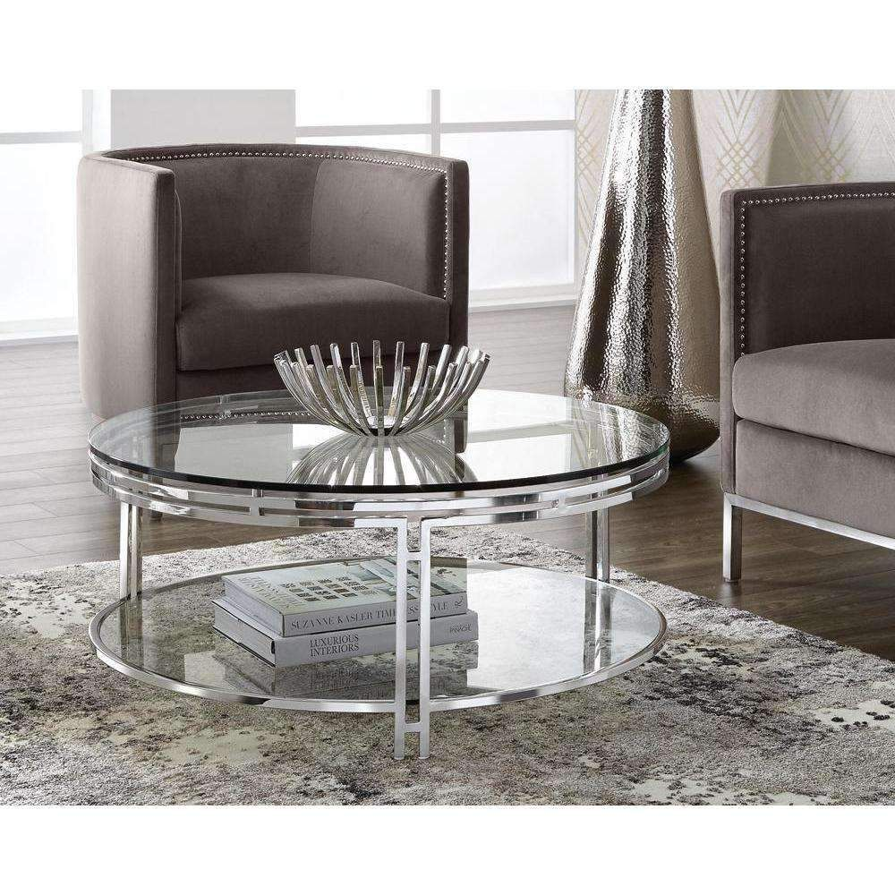 Andros Coffee Tabledefault Title In 2021 Coffee Table Glass Top Coffee Table Modern Glass Coffee Table [ 1000 x 1000 Pixel ]