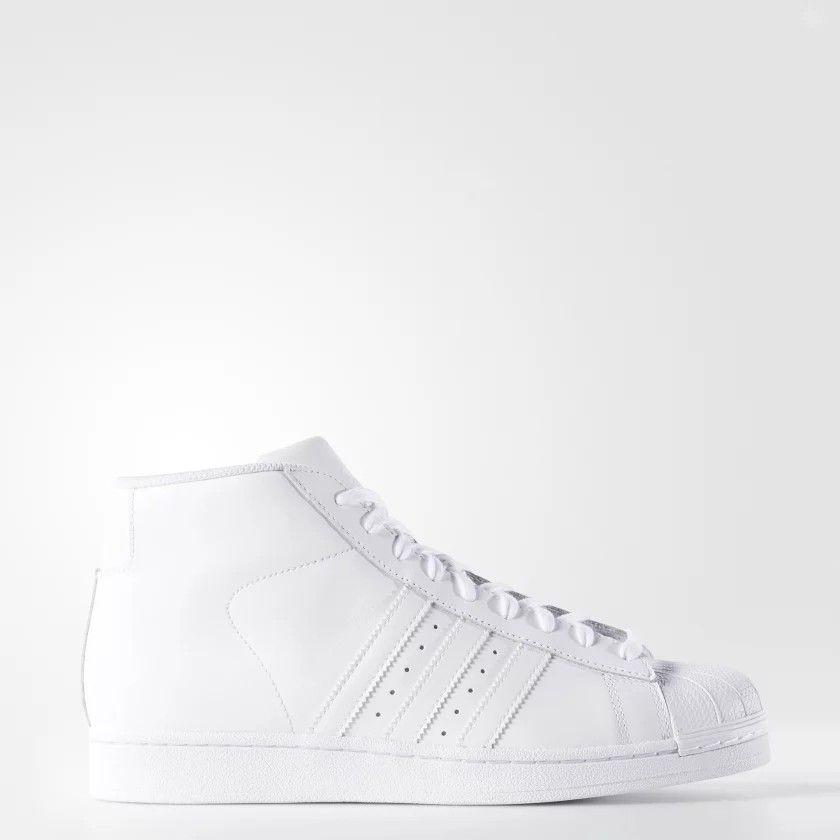 Adidas shell toe high tops