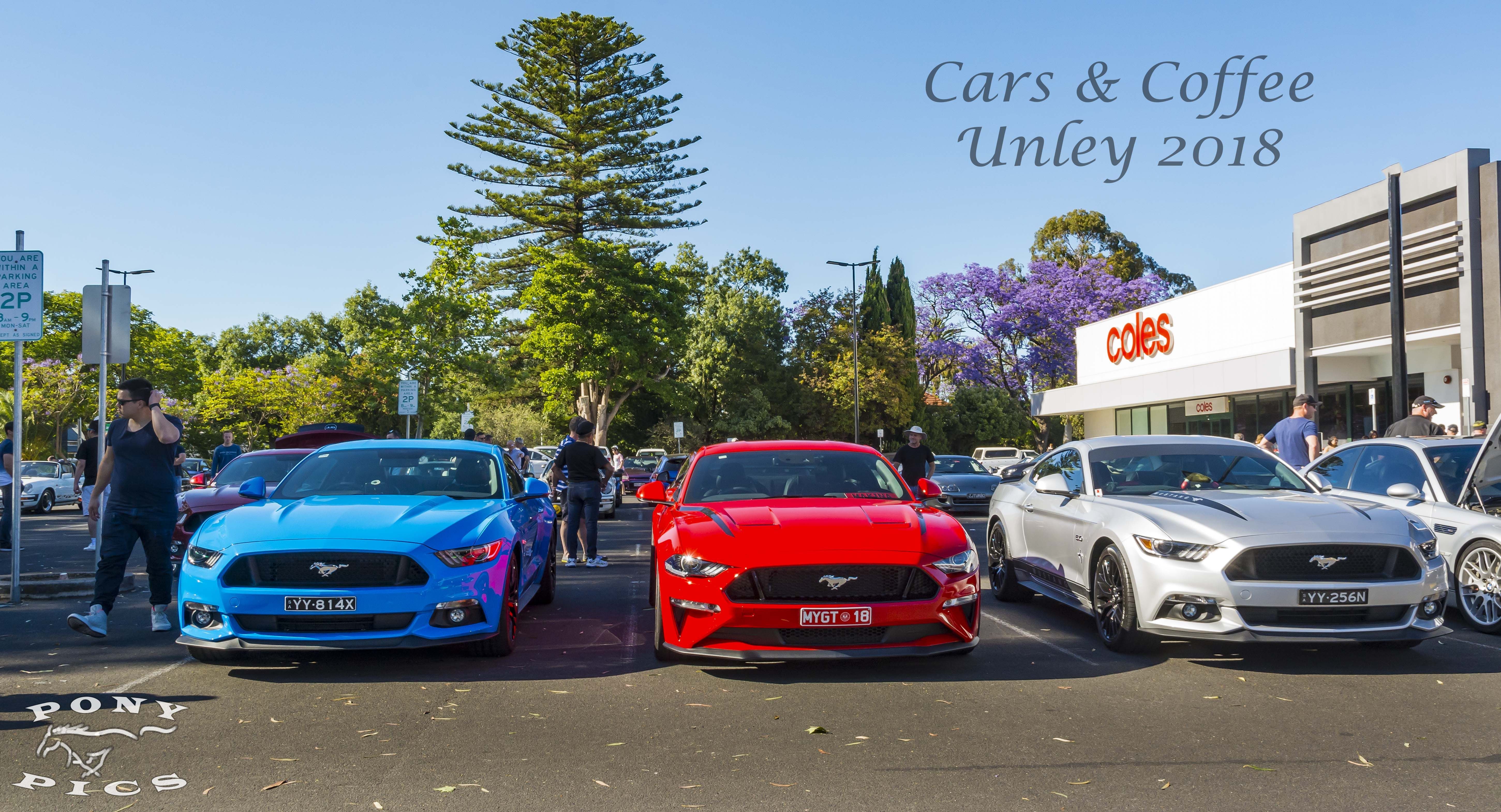 S550 Mustangs In Australia With Images 2018 Mustang Gt S550