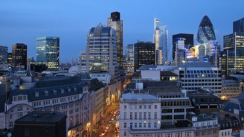 City of London by david.bank (www.david-bank.com), via Flickr