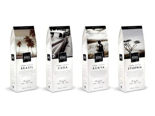 Coffee Packaging Designs love these country images on the #coffeepackaging. , #packaging