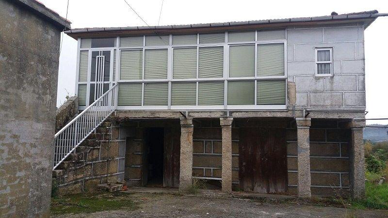 Venta Casa Santa Leocadia Taboadela Casa Tipica Gallega De Piedra De Dos Plantas Para Reformar En Santa Leocadia T Casas En Venta Inmobiliaria Casas De Piedra