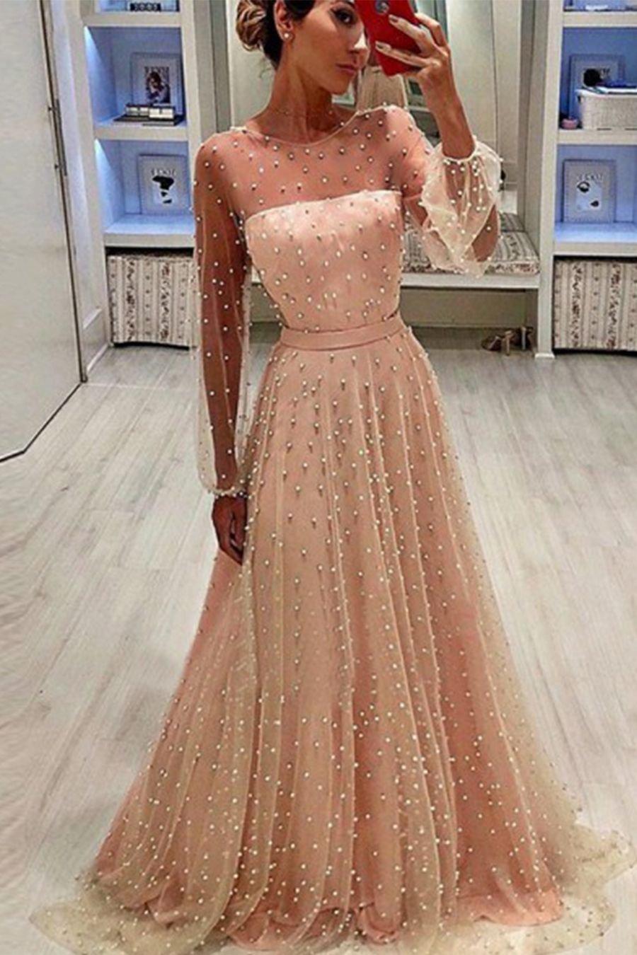 41+ Pearl prom dress ideas