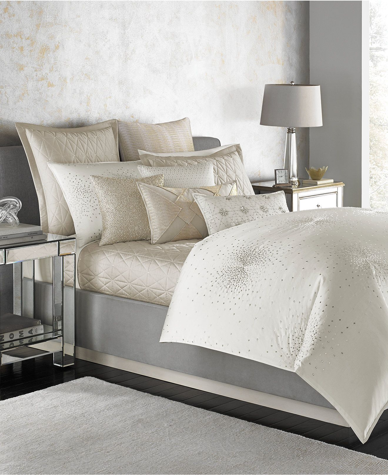 Hotel Collection Finest Sunburst Bedding Collection, Only
