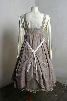 f0630170 Noa Noa,Amish Cotton,Kleid,gerafft,nostalgisch,Magdkleid,RARITÄT,raffiniert  in Kleidung & Accessoires, Damenmode, Kleider | eBay!
