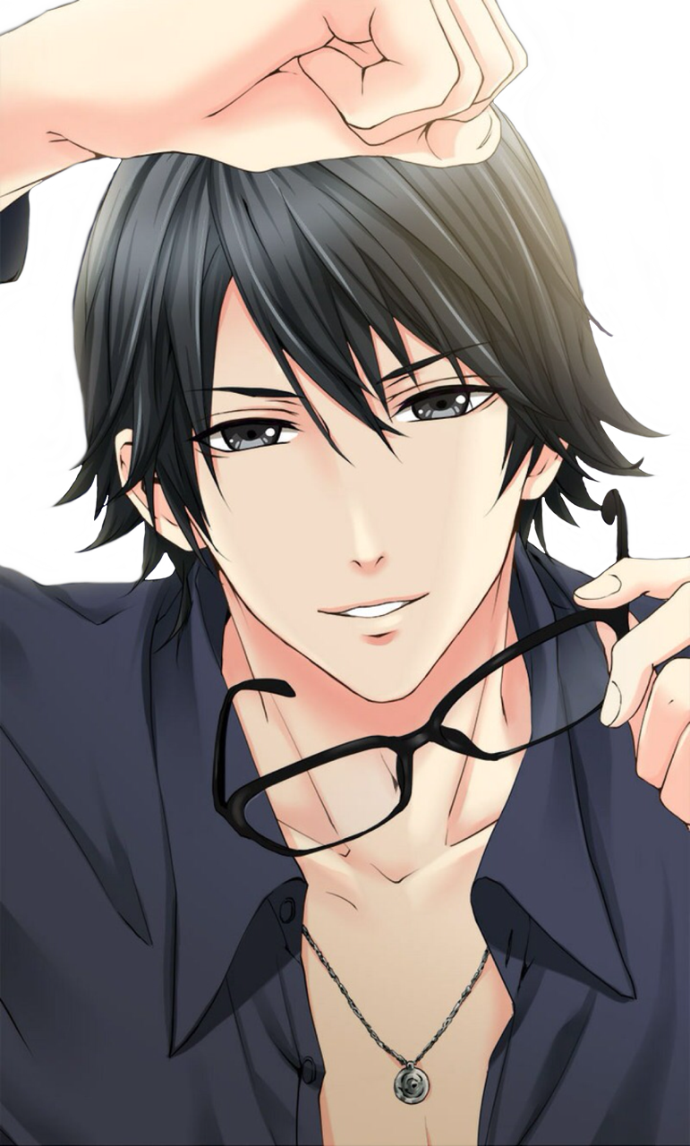 This transparent CG of a very, VERY fine man who was