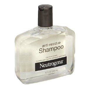 Neutrogena Anti Residue Very Mild But Effectively Cleanses The Build Up From Styling Products Use Once A Week To Make Your Regular Shampoo Work Better