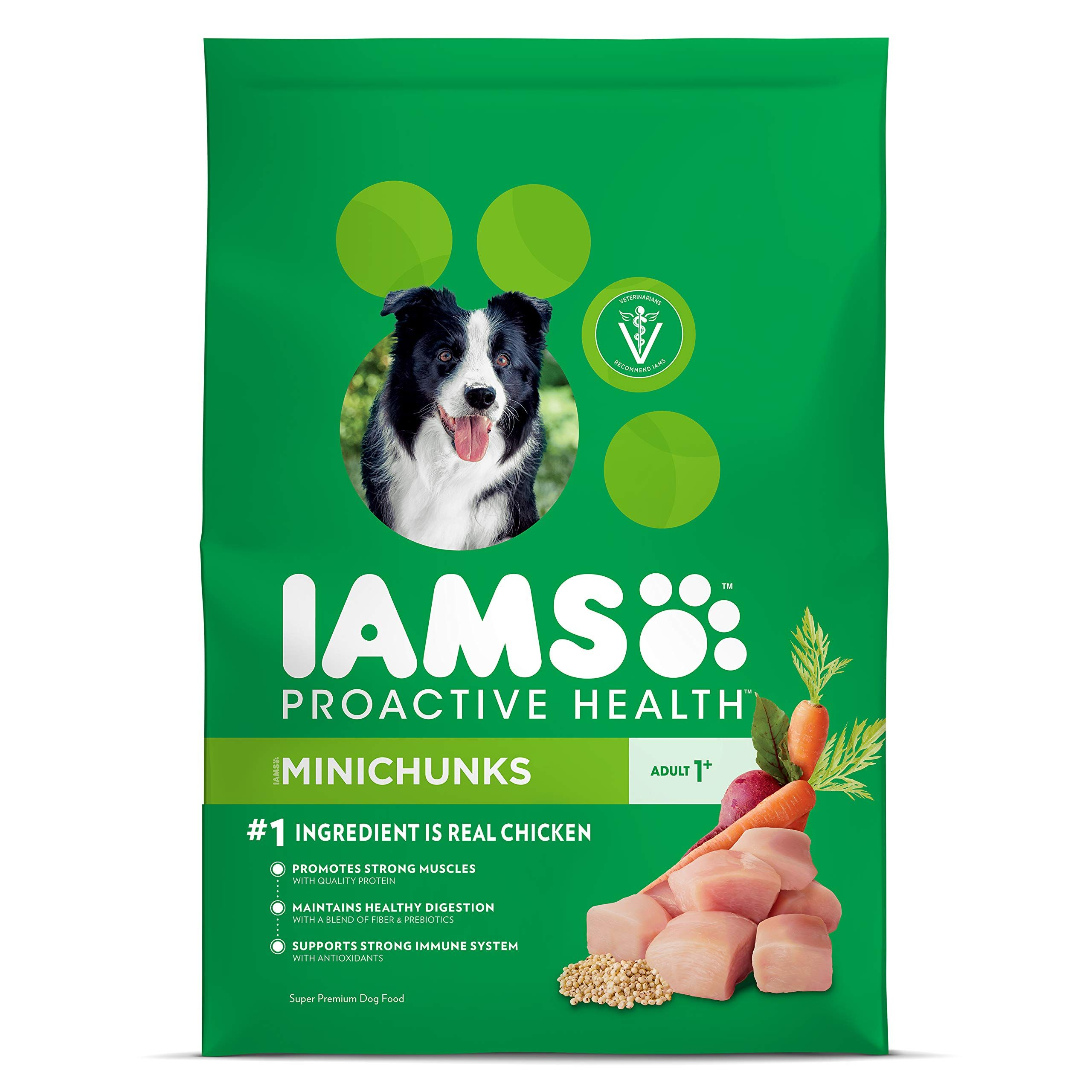 Iams Proactive Health Adult Minichunks Dry Dog Food Health