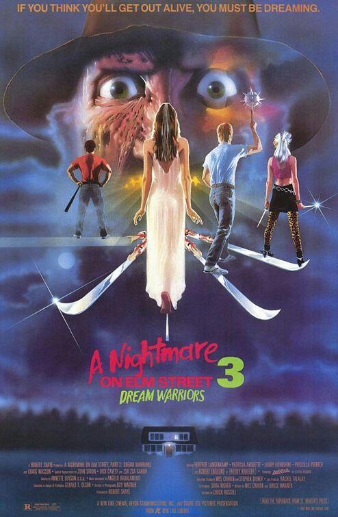 A Nightmare on Elm Street Part 3: The Dream Warriors
