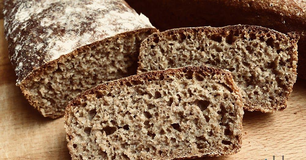 el pan de centeno tiene gluten