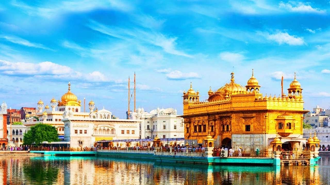 5 Best Temples To Visit In India Miss Frugal Mommy Golden Temple Golden Temple Wallpaper Indian Temple Architecture Golden temple wallpaper hd full size