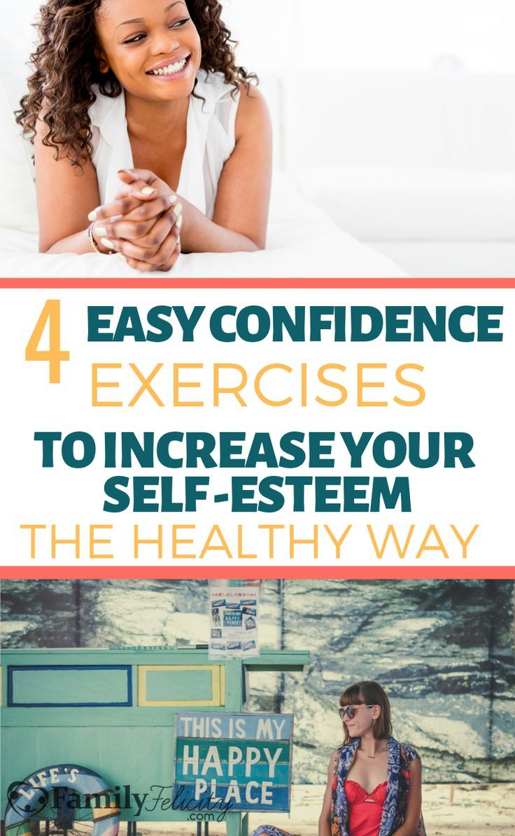 If you struggle with low selfesteem, these tips will help