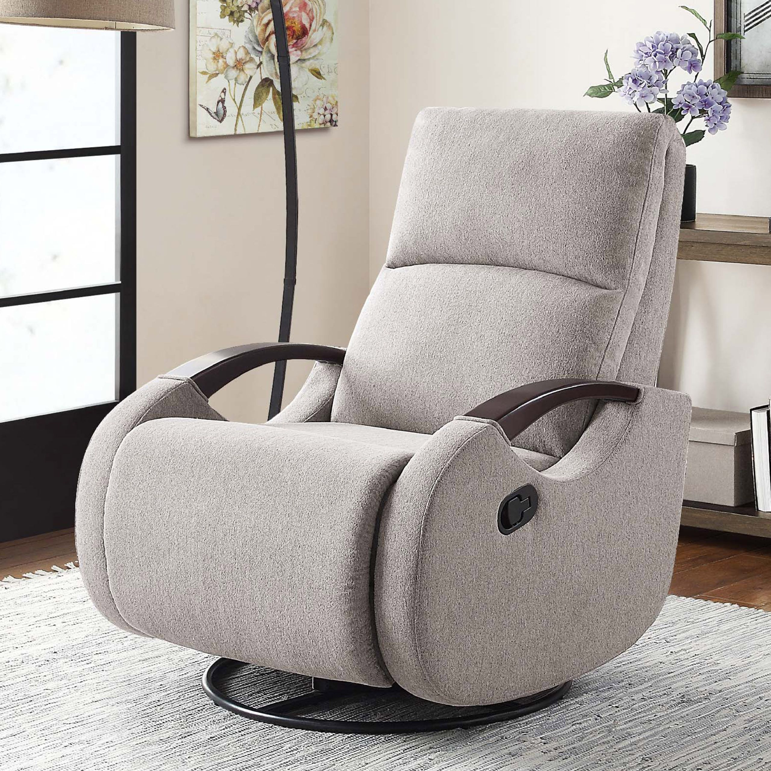 110 Unique Living Room Furniture Pieces That Amaze Everyone Pouted Com In 2021 Swivel Glider Recliner Modern Swivel Unique Living Room Furniture
