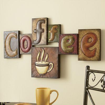 Coffee Bistro Wall Art 49 99 Coffee Decor Kitchen Coffee Wall Decor Coffee Kitchen