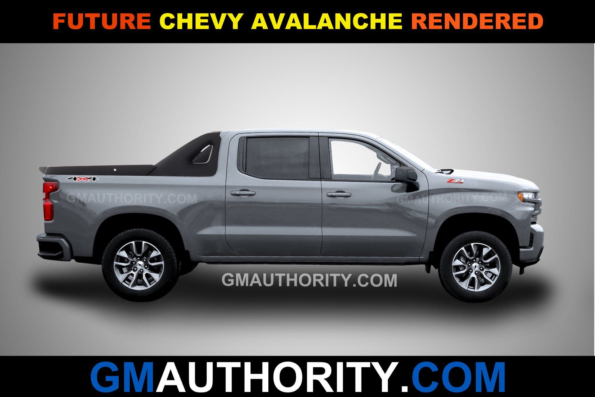 2020 Chevy Avalanche Exterior And Interior Chevy Avalanche