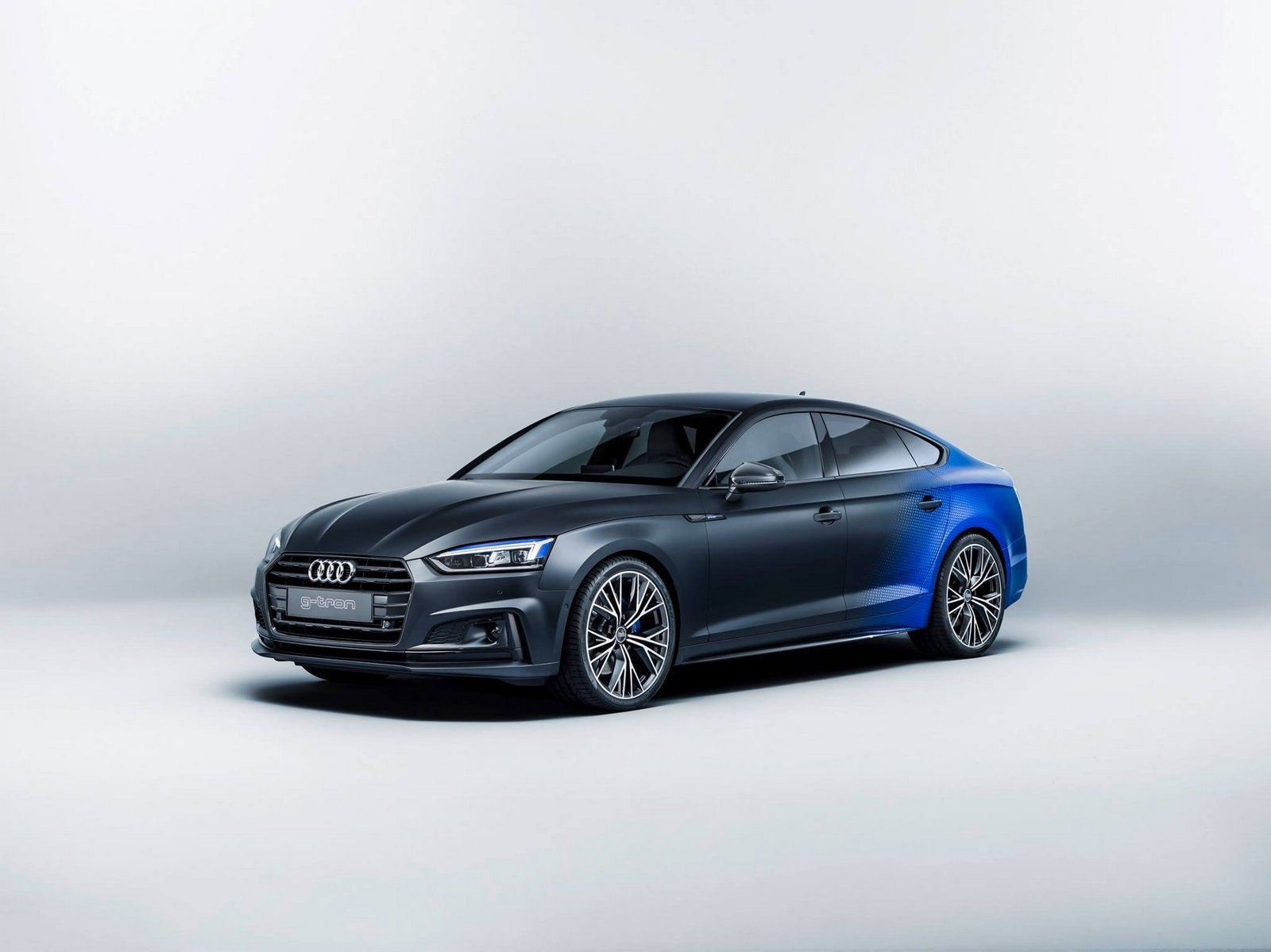 Audi A5 Sportback G Tron Brings Cng Power To Worthersee Audi A5 Sportback Audi Red Audi