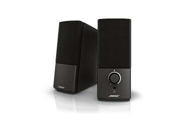 Bose Companion II Series 3 Multimedia speakers