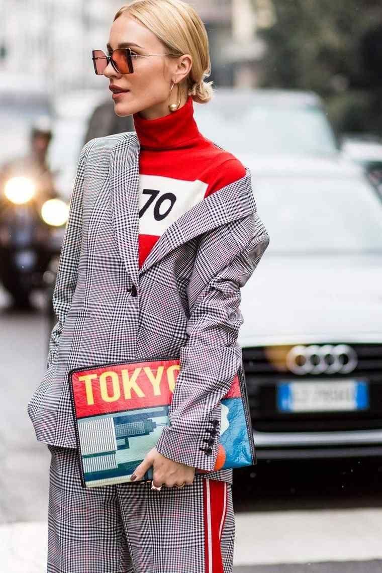 Street style femme printemps 2018   la plus belle couleur au monde ... a0b7996e1969