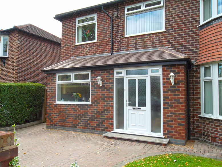 After Jpg 778 584 Porch Extension House With Porch Front