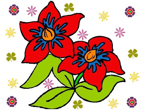 flores3naturalezaflorespintadoporbarbii289754643jpg 600